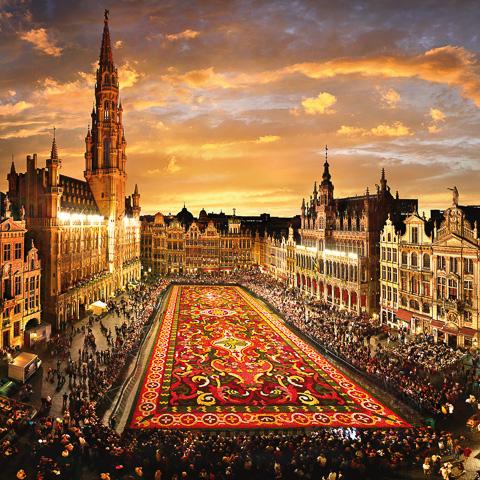 Il tour del belgio in 3 giorni a spasso tra bruxelles gand e bruges - Office de tourisme bruxelles grand place ...