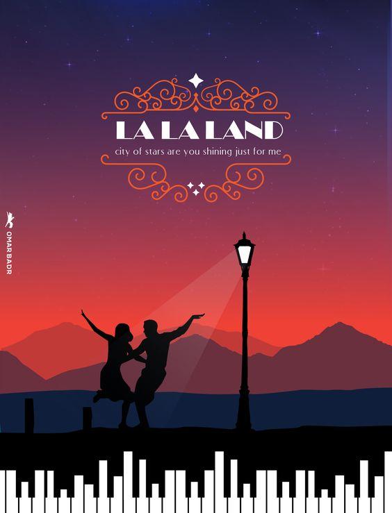 Le fan art di La La Land