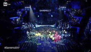 prima serata Sanremo 2017