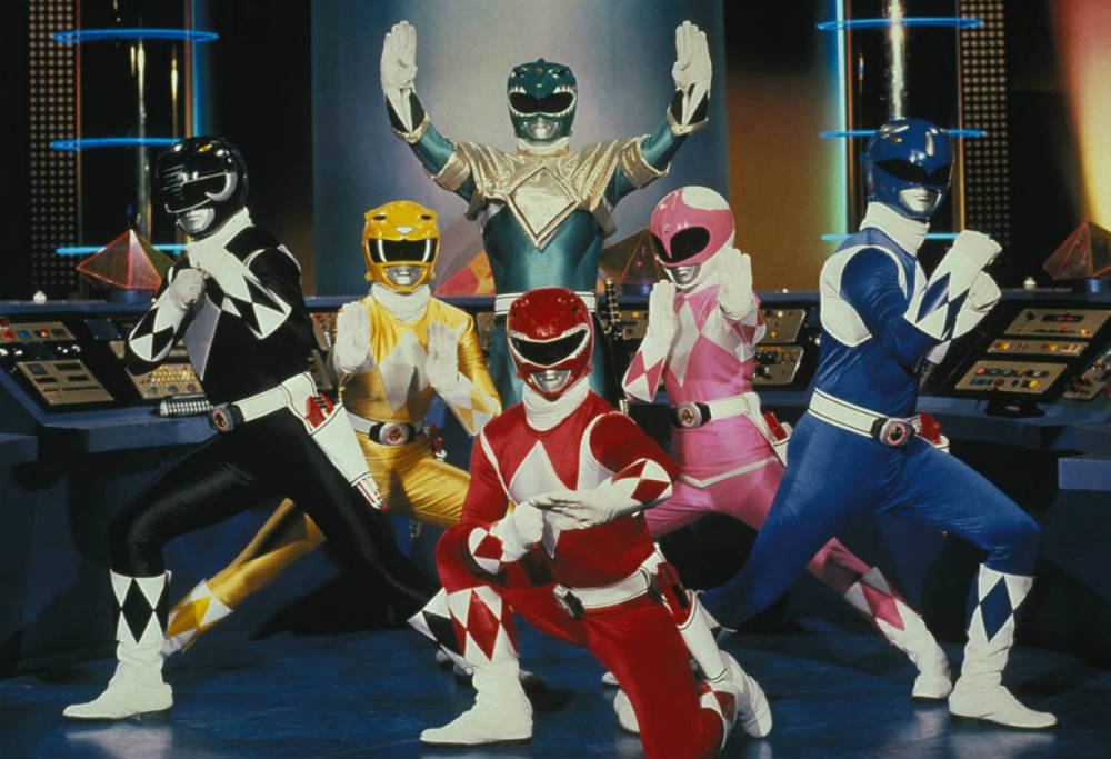 Power Rangers 1994