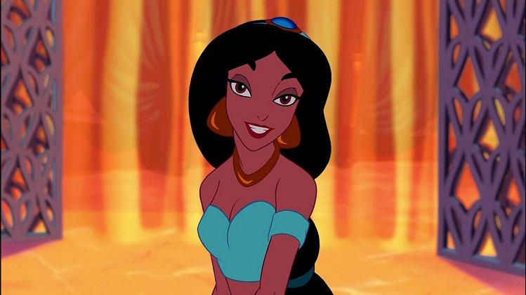 jasmine Principesse Disney