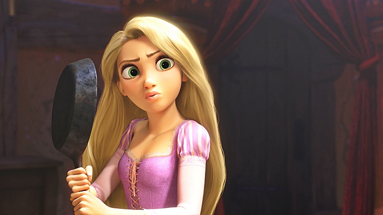 rapunzel Principesse Disney