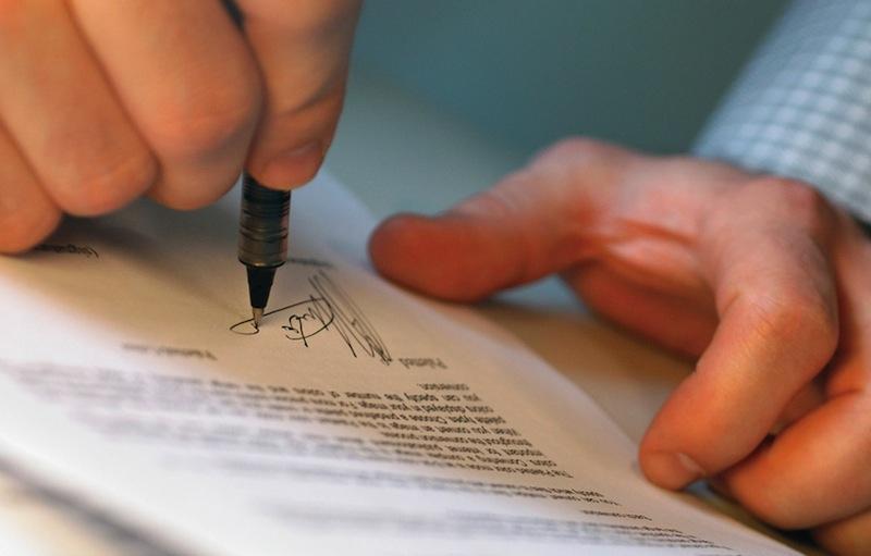 firma biotestamento