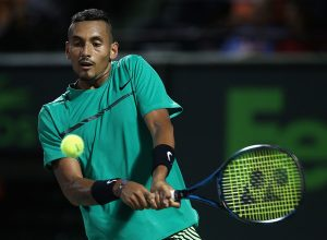 Nick Kyrgios 2017 Miami