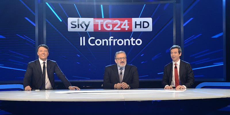 Renzi, Emiliano e Orlando, divisi su tutto o quasi