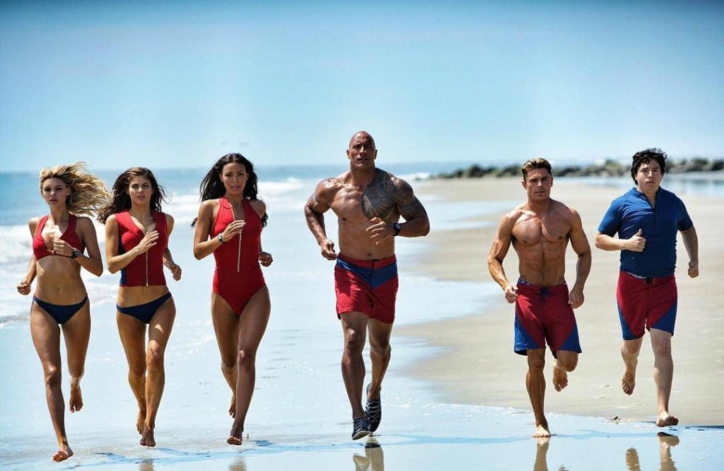 baywatch film 2017