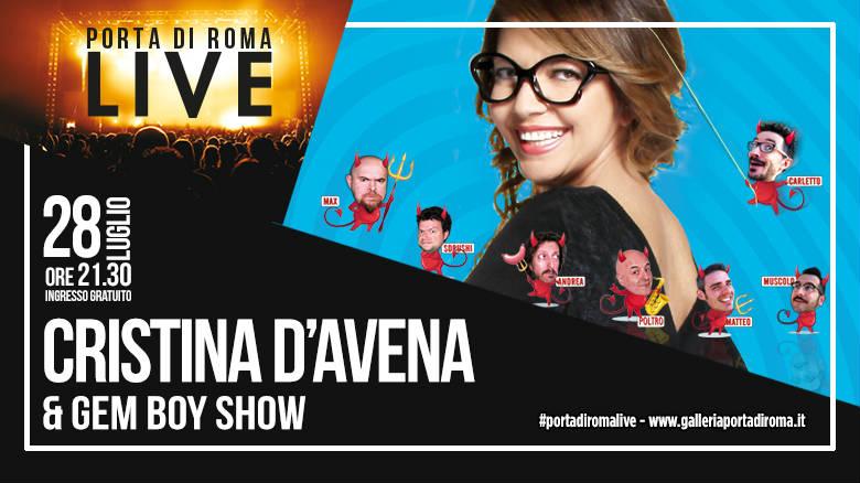 Cristina-D-Avena-Gem-Boy-concerti-roma