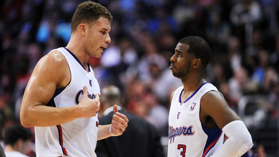 Los Angeles Clippers Paul e Griffin