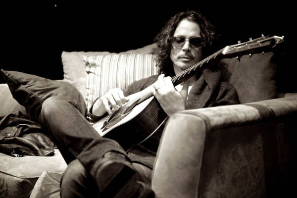 chris cornell repertorio