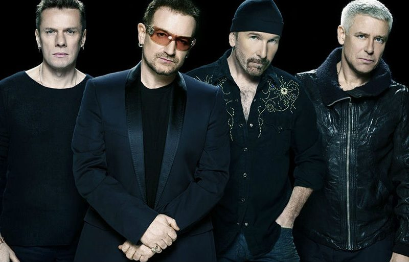 concerti a roma 2017 U2