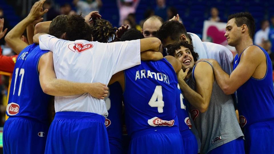 Italbasket 2017
