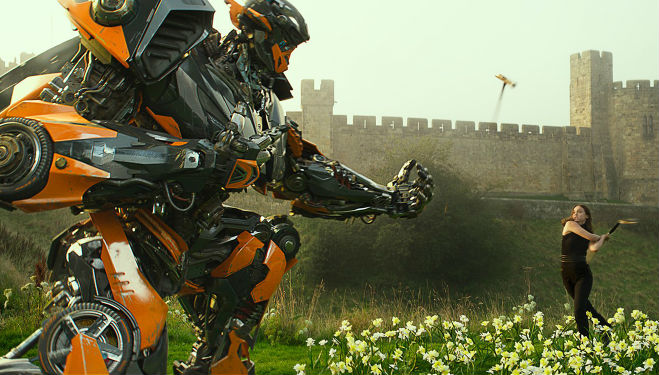 Transformers - L'ultimo cavaliere Laura-Haddock