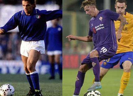 paragone tra Baggio e Bernaderschi