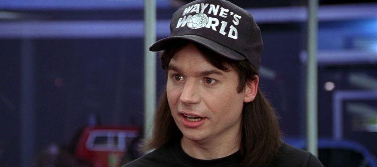 Fusi di testa Mike Myers