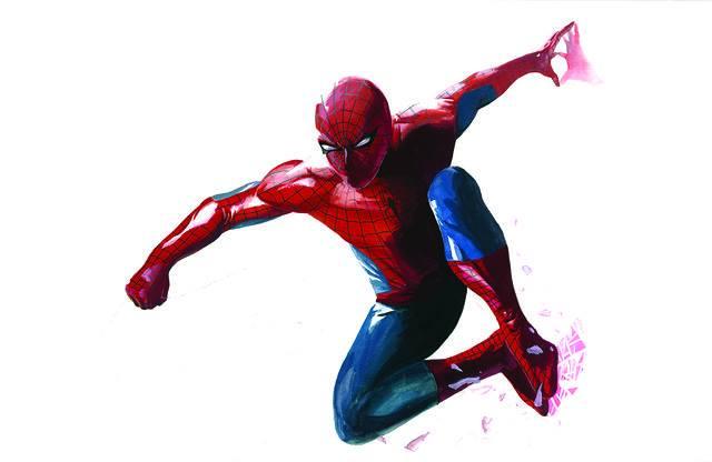 Gabriele Dell'Otto spider-man