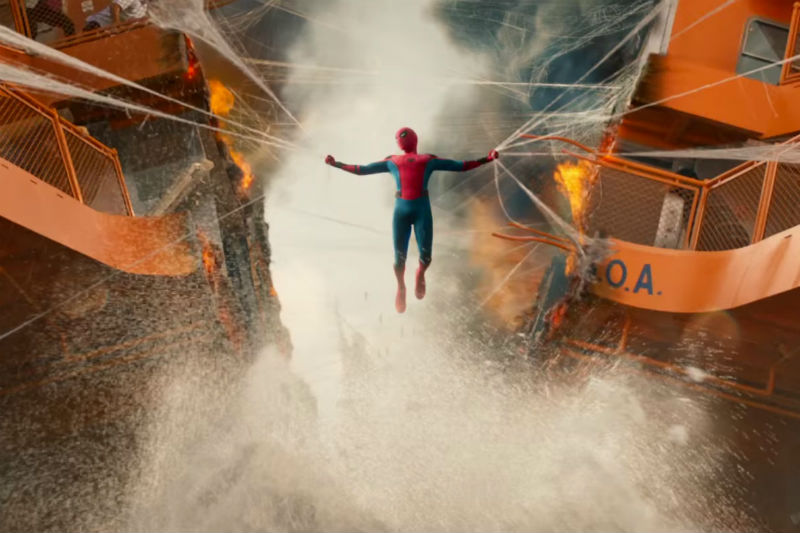 Spider-Man: Homecoming marvel sony