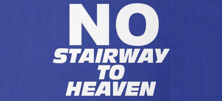 stairway to heaven Fusi di testa
