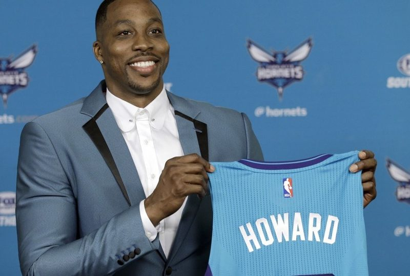dwight Howard Charlotte