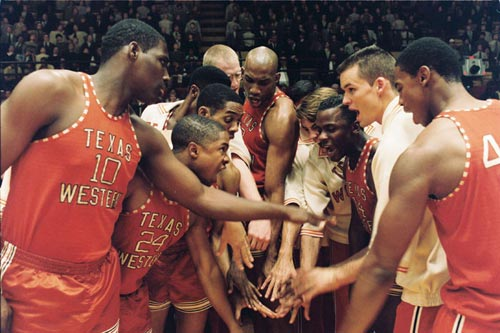 Glory Road scena film