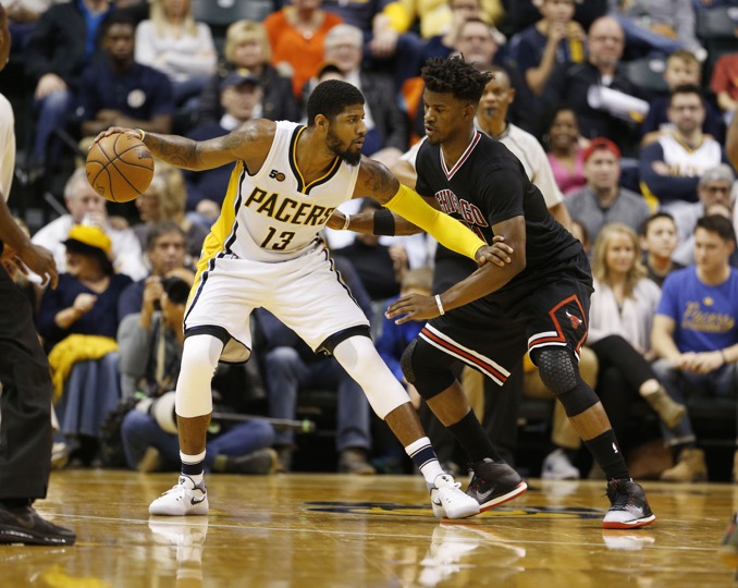 Paul George: free agency NBA 2017