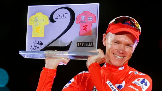 Froome Tour-Vuelta