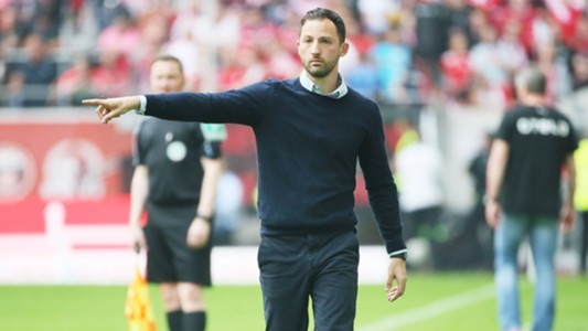 domenico tedesco Schalke