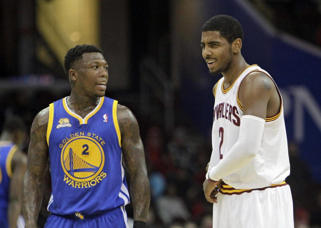 kyrie Irving vs Golden State