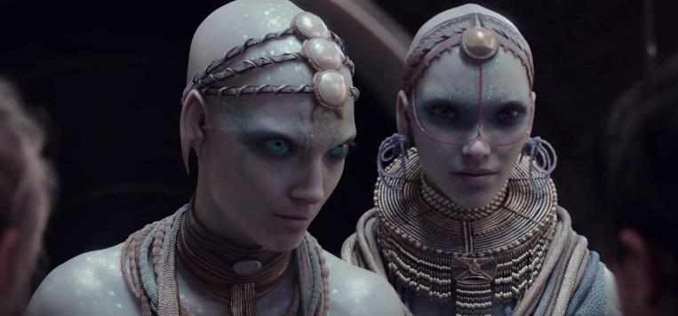 Valerian e la città dei mille pianeti Luc Besson