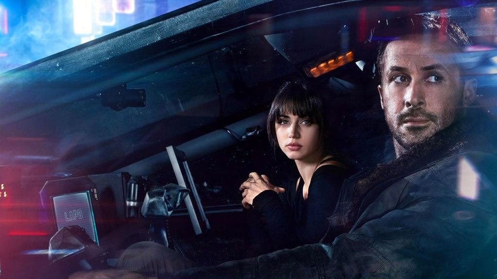 Blade Runner 2049 Ryan Gosling e Ana de Armas