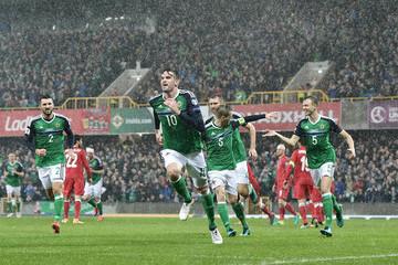 Kyle Lafferty Irlanda del Nord