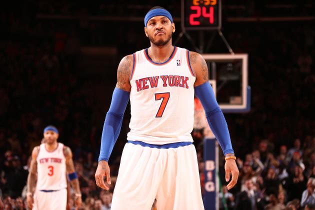 carmelo anthony new york