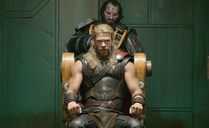 Thor Ragnarok marvel 2017