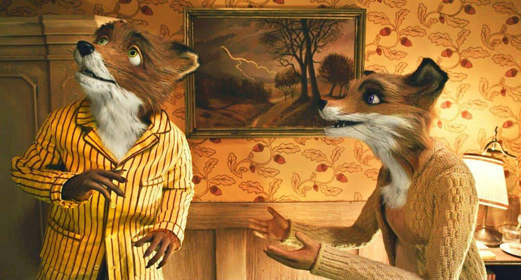 Fantastic Mr. Fox Wes Andeson