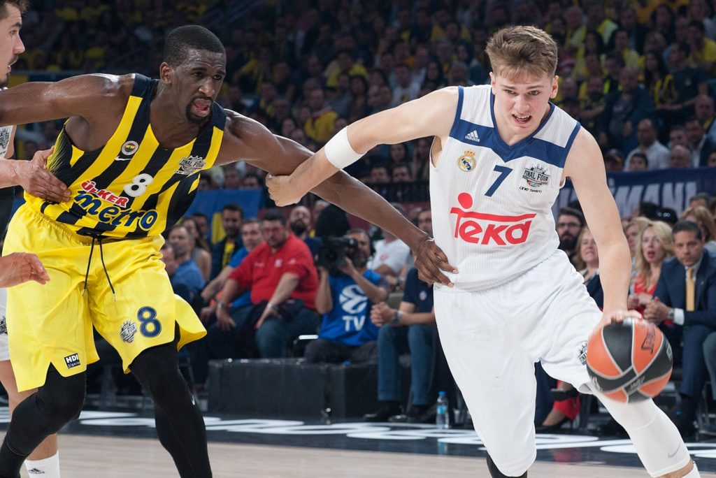 Luka Doncic Real Madrid