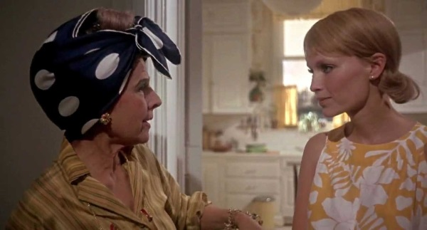 Rosemary's Baby Mia Farrow Ruth Gordon