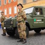 militari: operazione strade sicure