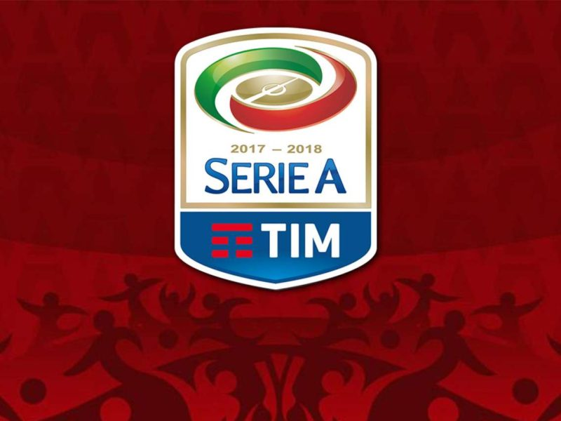 Serie A, girone d'andata 2017-2018