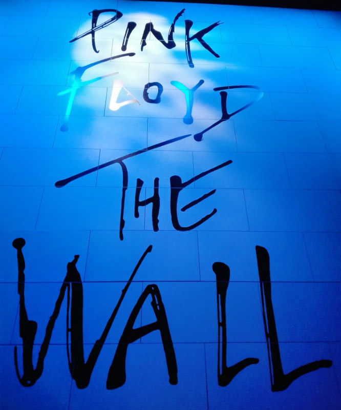 The Pink Floyd Exhibition The Wall