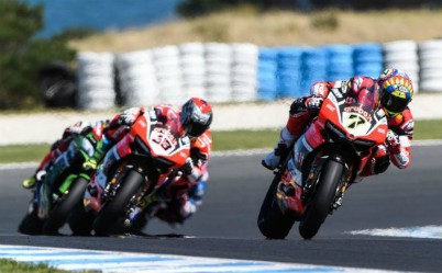 phillip island superbike 2017