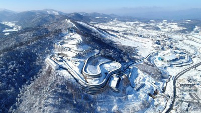 pyeongchang 2018 location