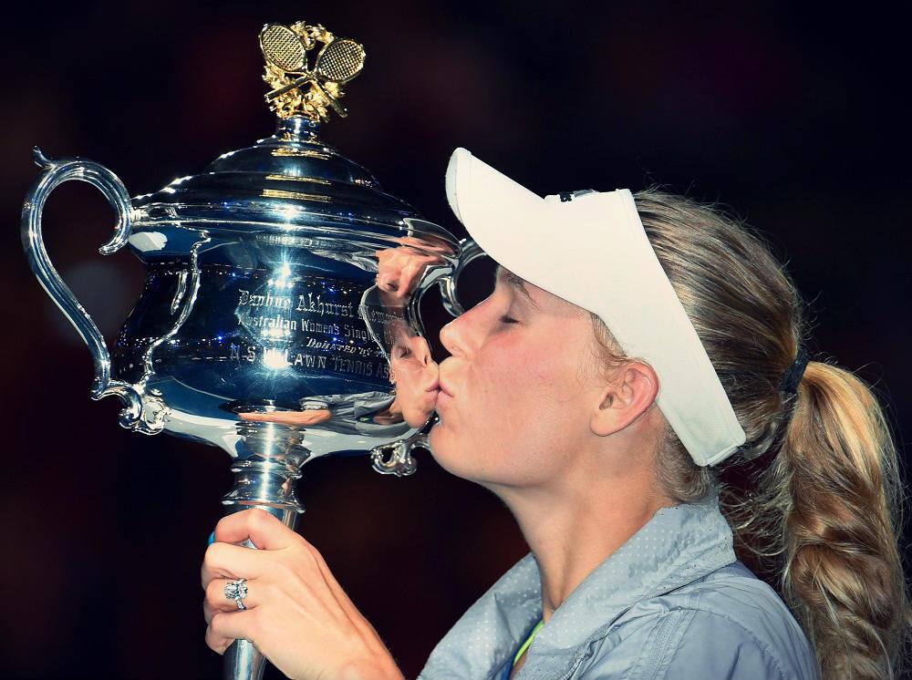 Wozniacki Aus Open WTA 2018