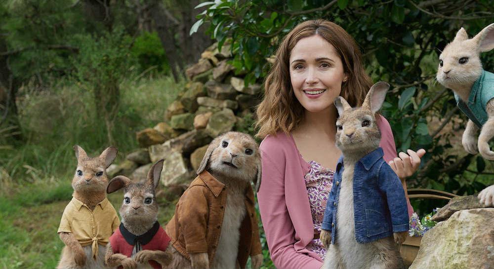 Peter Rabbit film 2018