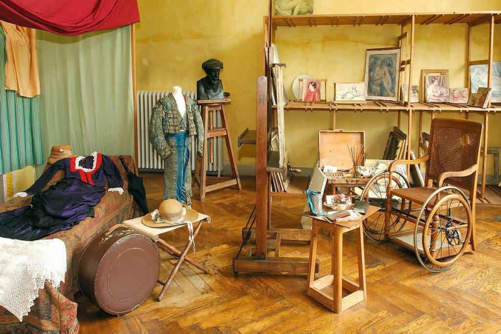 case pittori da visitare