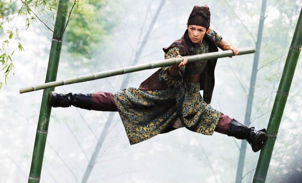 La foresta dei pugnali volanti Zhang Yimou