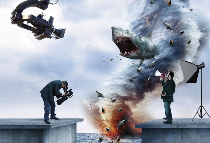 koch media sharknado
