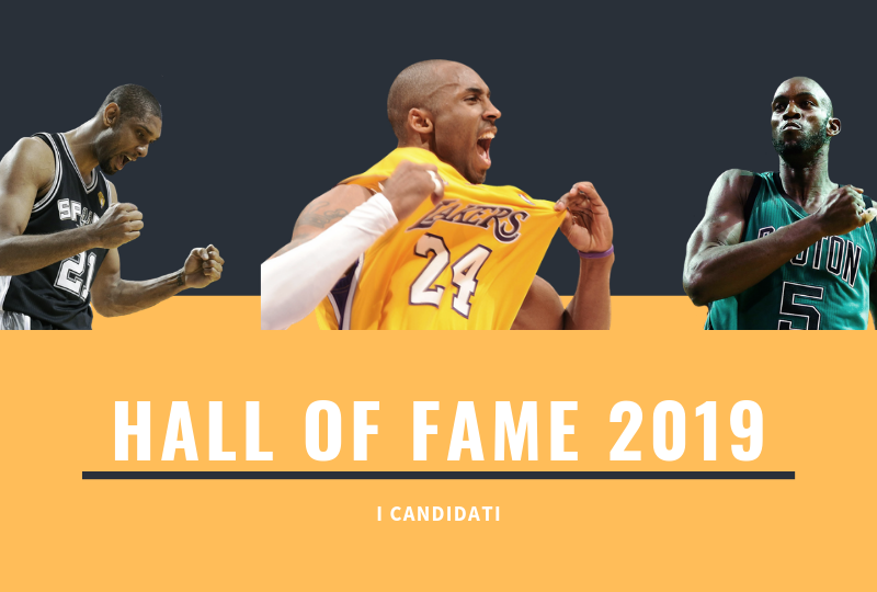 approfondimento sulla hall of fame 2019