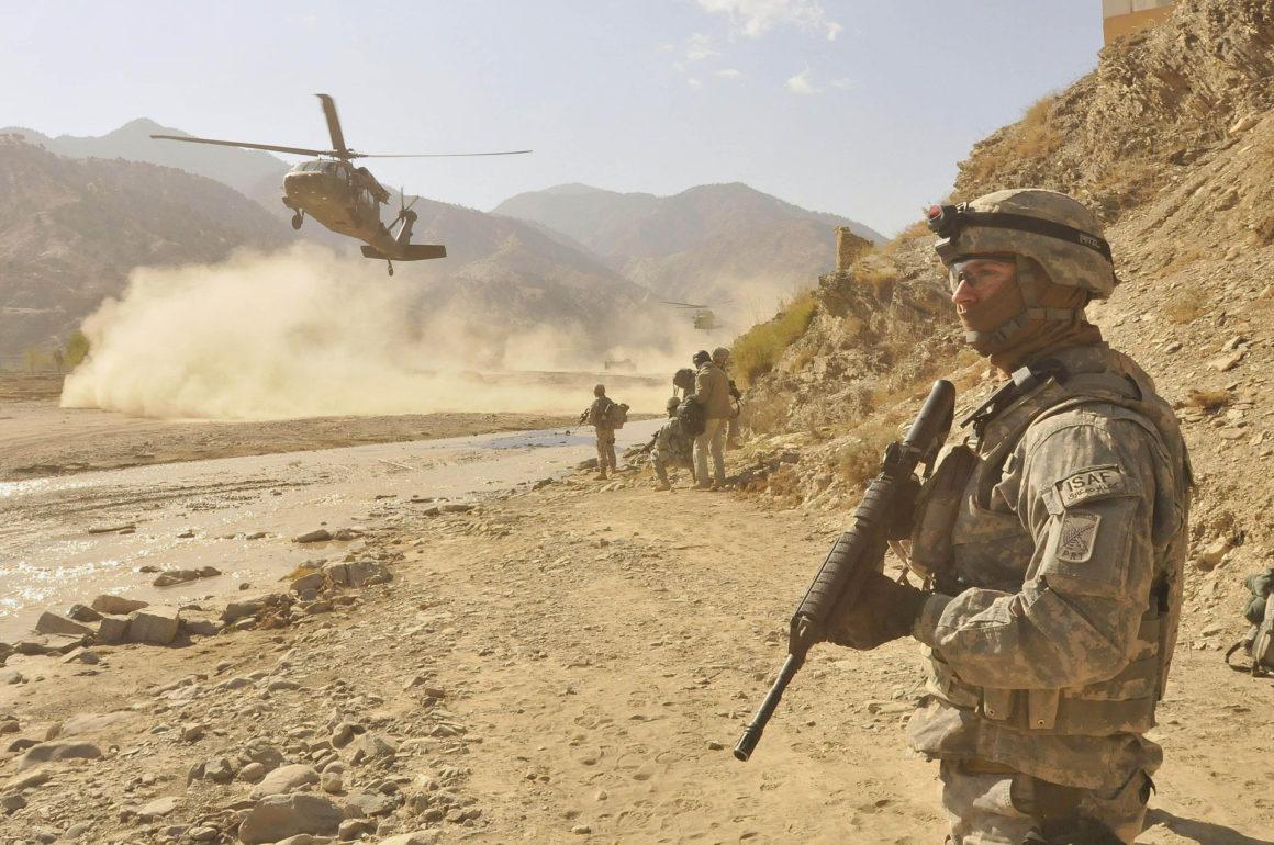 Quanto ci è costata fino ad oggi la guerra in Afghanistan? - MIL€X