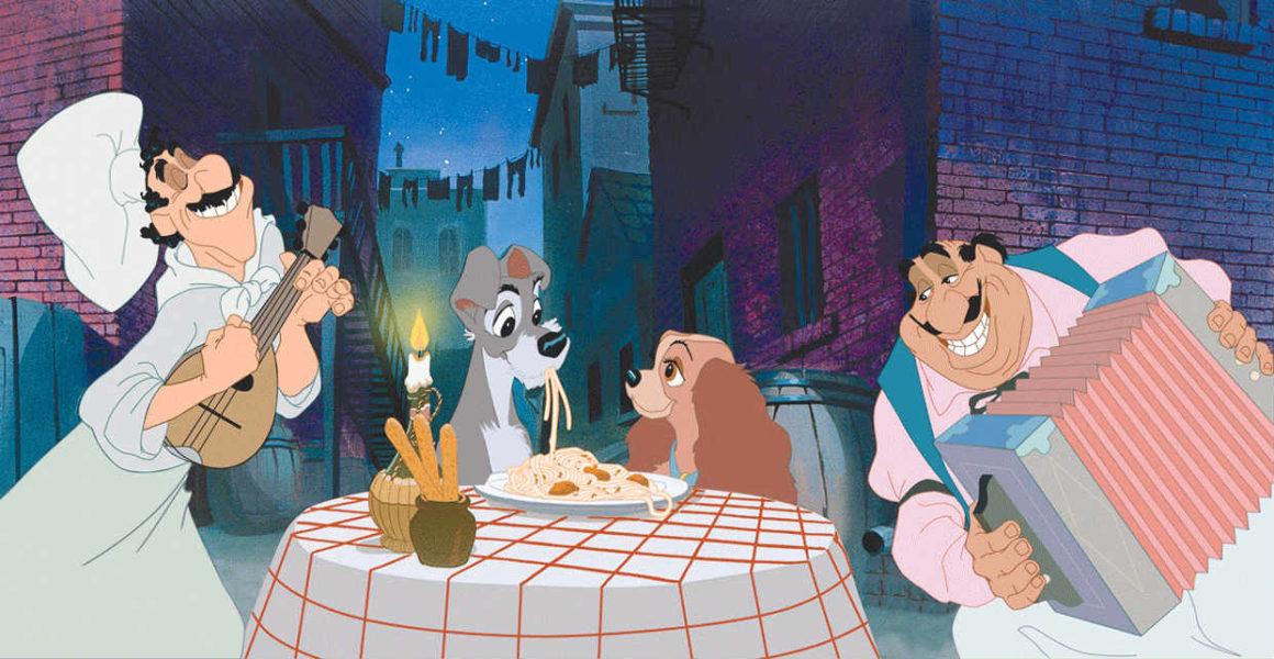 Animagic Lilli E Il Vagabondo Il Mondo Nostalgico Di Walt Disney