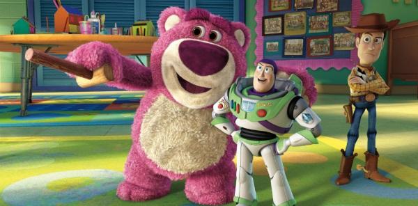 Toy Story 3 La grande fuga