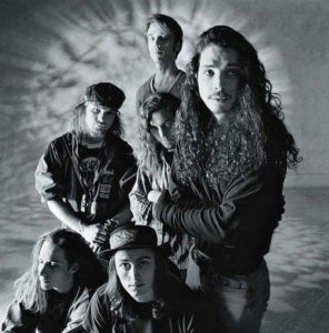Temple of the dog, band